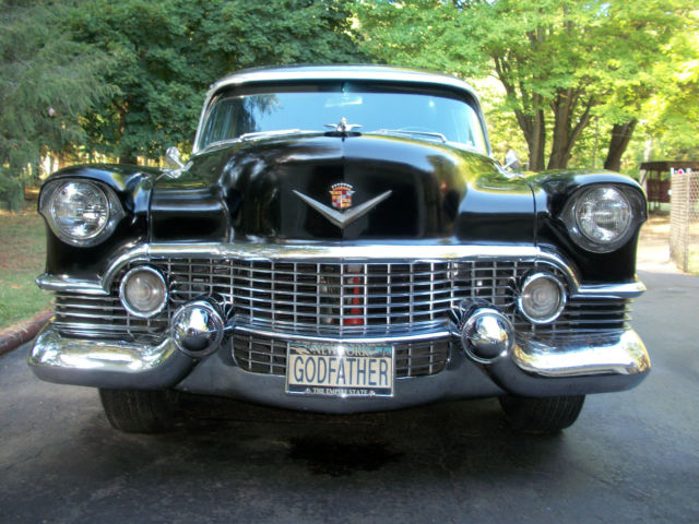 1954 CADILLAC FLEETWOOD SERIES 75 IMPERIAL DIVIDER LIMOUSINE     1954 CADILLAC FLEETWOOD SERIES 75 IMPERIAL DIVIDER LIMOUSINE GODFATHER  MOVIE CAR