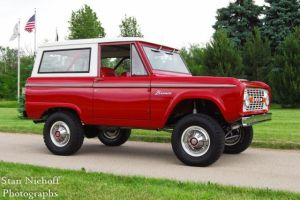 6677 Early Ford Bronco