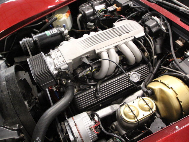 Super Clean L98 Motor Swap 5 Speed Manual Trans Great