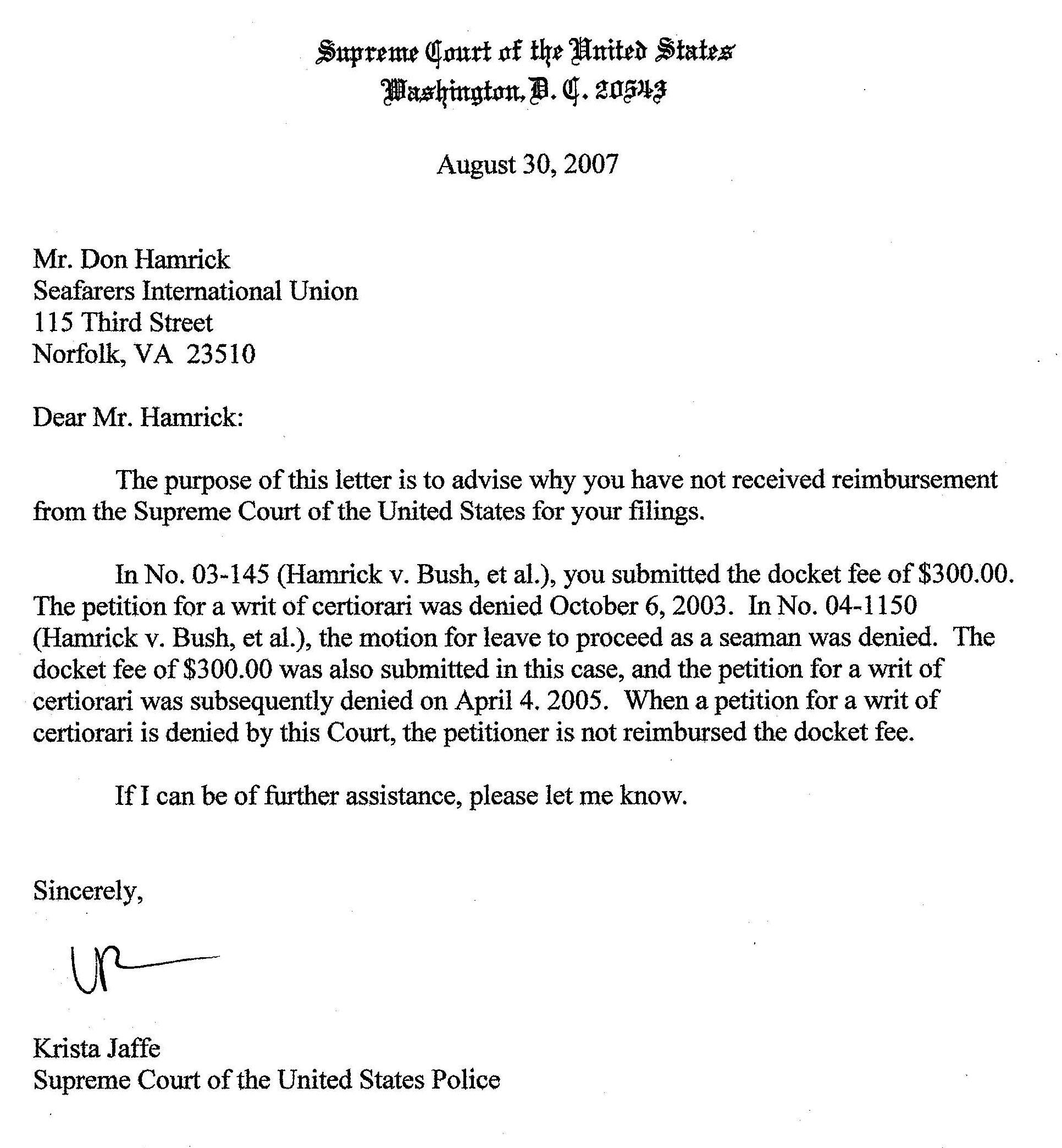 cover letter usc trojans5 usc honest cover letter supreme court ltr
