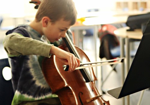At ISP – Music Lessons After School