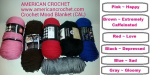 Crochet Mood Blaket
