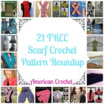 21 Free Scarf Crochet Patterns