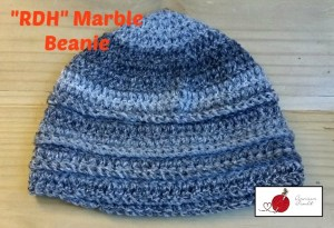 RDH Marble Beanie