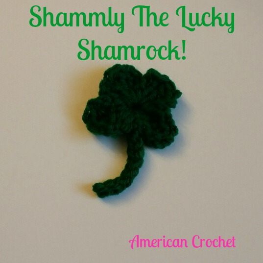Shammly The Lucky Shamrock