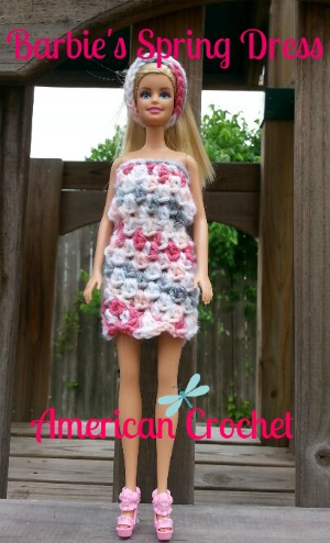 Barbies Spring Dress