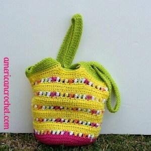 Another Bullion Stitch Bag