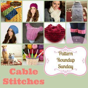 PRS Cable Stitches