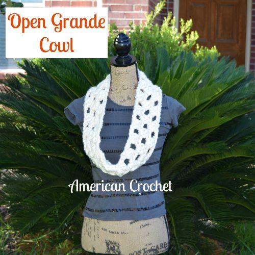 Open Grande Cowl