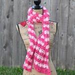 AC-Duet Scarf free crochet pattern
