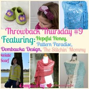 Throwback Thursday Nine