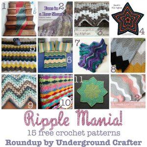Ripple-Mania-roundup-15-free-crochet-patterns-on-Underground-Crafter-600x600
