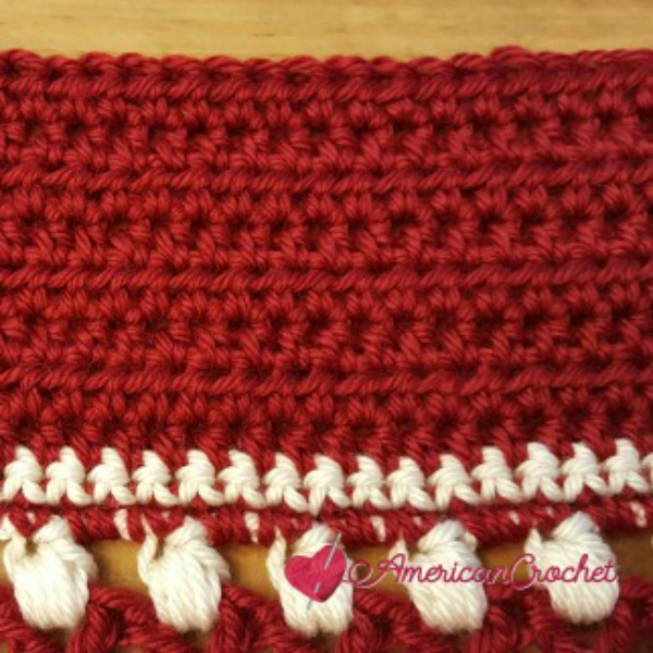 Wonder Crochet Blanket CAL | Free Crochet Pattern | American Crochet @americancrochet.com #crochetalong #freecrochetpattern