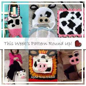 Pattern Roundup Sunday ~ Farm