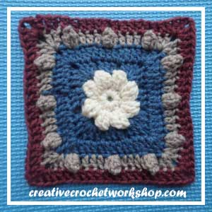 The Trail Square | American Crochet @americancrochet.org
