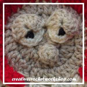 Little Red Riding Hood   Free Crochet Pattern   American Crochet @americancrochet.com @creativecrochetworkshop.com #freecrochetpattern #contributorpost #tutorial