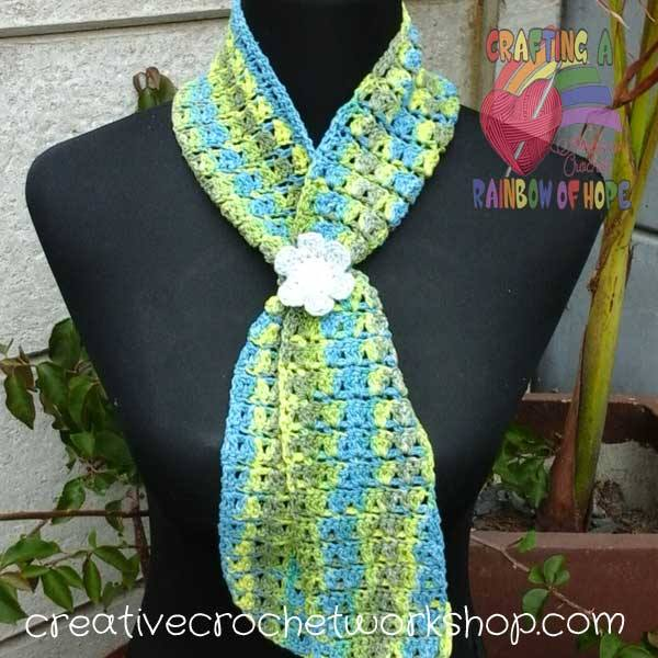 Oasis Neck Scarf