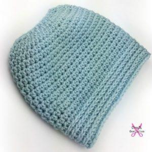 Simplicity Messy Bun Hat