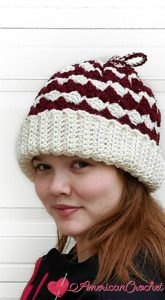 Surf Song Convertible   Free Crochet Pattern   American Crochet @americancrochet.com #freecrochetpattern
