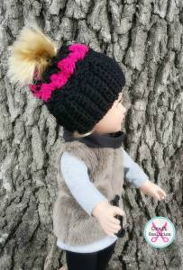 My Dolly Surf Song Convertible 3-in-1 free crochet pattern