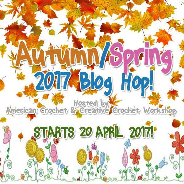 Autumn/Spring 2017 Blog Hop free crochet patterns