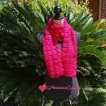 Bungalow Scarf free crochet pattern