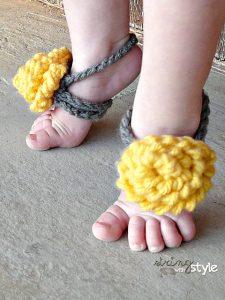 Splash into Summer Footwear