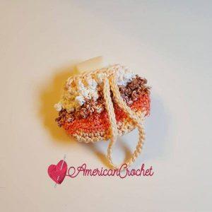 Berry Me Spa Set | Free Crochet Pattern | American Crochet americancrochet.com #BerryMeSpaSet