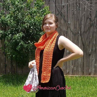 Sunseeker Summery Scarf