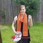AC-Sunseeker Summery Scarf Free Crochet Pattern
