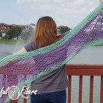 Lilac Mint Wrap free crochet pattern