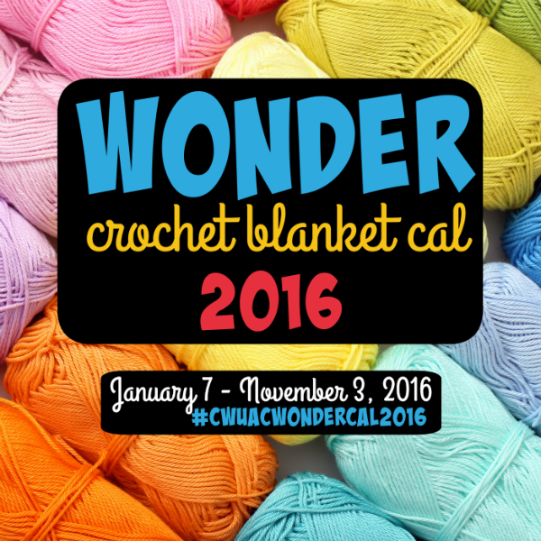 Wonder Crochet Blanket CAL | Free Crochet Pattern | American Crochet @americancrochet.com #freecrochetpattern