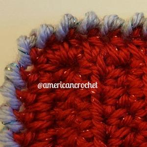 Romancing The Scarf Part Five | Free Crochet Pattern | American Crochet @americancrochet.com #freecrochetpattern #freecrochetalong