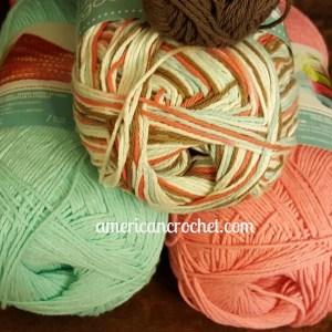 The Neapolitan Tote Mystery Crochet Along   American Crochet @americancrochet.com #mysterycrochetalong