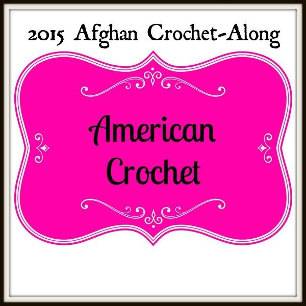 American Crochet Afghan CAL | American Crochet @americancrochet.com #freecrochetpatterns #2015afghancrochetalong