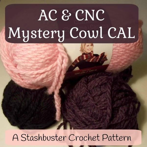 Mystery Cowl CAL | Free Crochet Pattern | American Crochet @americancrochet.com @crochetncrafts.com #crochetalong #freecrochetpattern