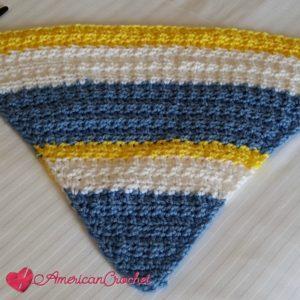 Special Memories Blanket Part One | American Crochet @americancrochet.com #americancrochet #crochetalong