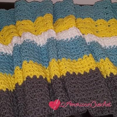 Winter Wonder Blanket Part Two