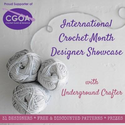 2019 National Crochet Month