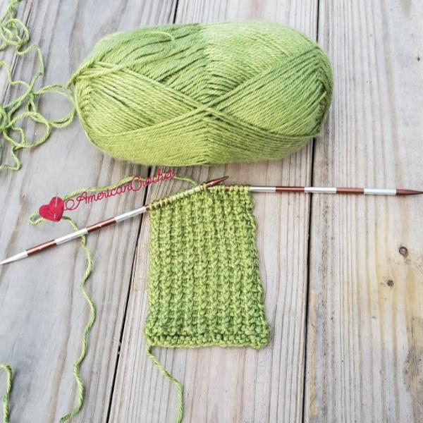Knitters Pride SmartStix DPN Review & Giveaway | American Crochet @americancrochet.comm