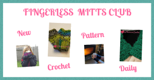 17 Days of Fingerless Mitts Club | American Crochet @americancrochet.com