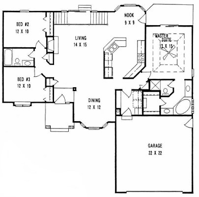 2 Bedroom Bath 1200 Sq Ft House Plans together with Lake Cottage House Design also  on 455285843564479480
