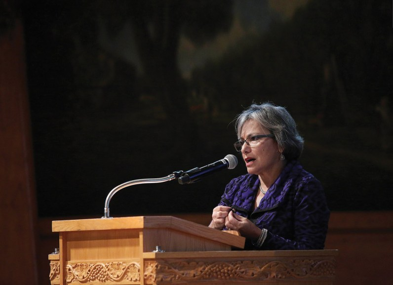 """""""Education is the ticket to entry, not the great equalizer."""" -Gloria Castillo, President and CEO of Chicago United"""