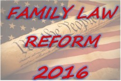 Family Law Reform 2016
