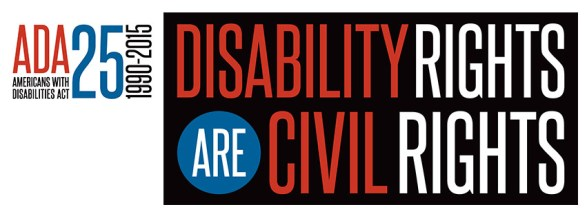 Disability Rights are Civil Rights - 2015