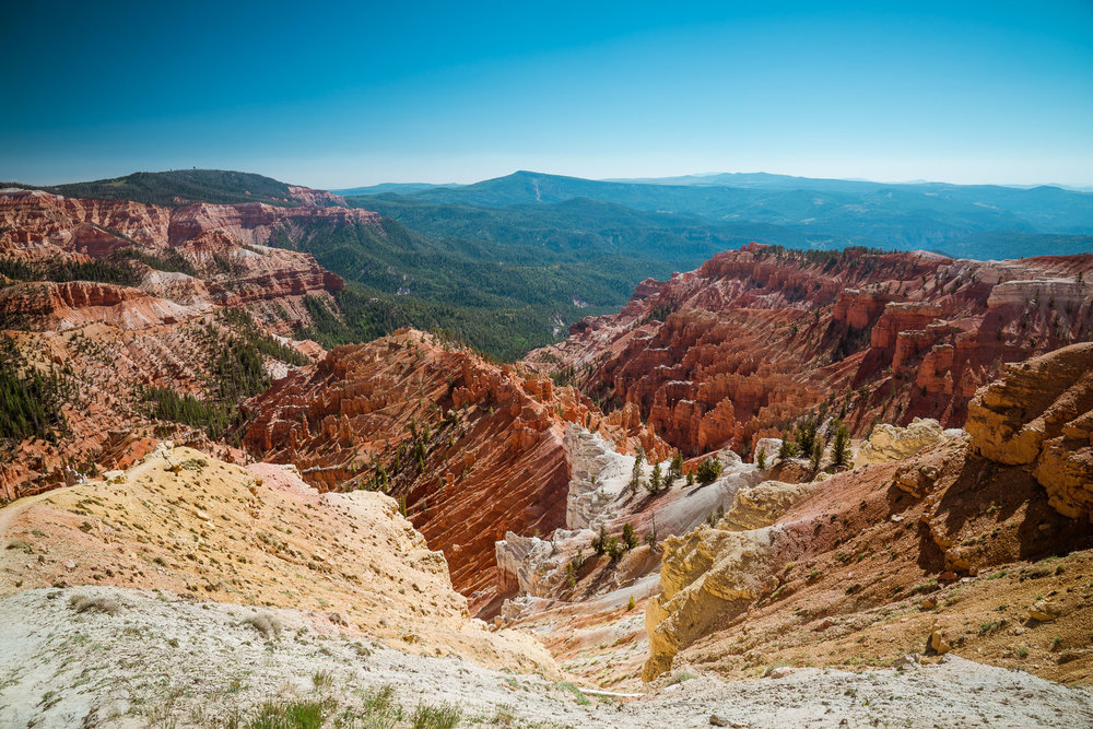 Ok, this is actually Cedar Breaks National Monument.