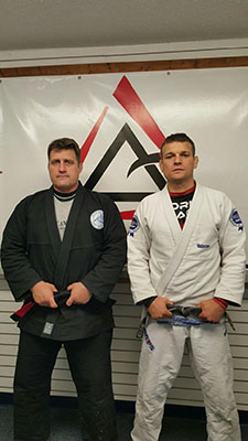 eric aasen and rodrigo gracie