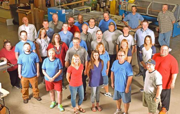 industrial gaskets and seals team