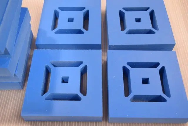 waterjet cut gaskets seals