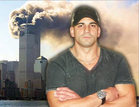 Scott DeCarlo: AFP PODCAST: 9/11 Cop Who Arrested Dancing Israelis Speaks